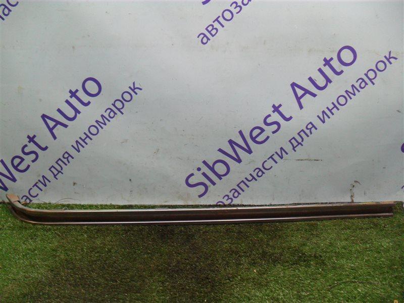 Полозья для сдвижной двери Nissan Vanette KMC22 CA20S 1986 задняя левая