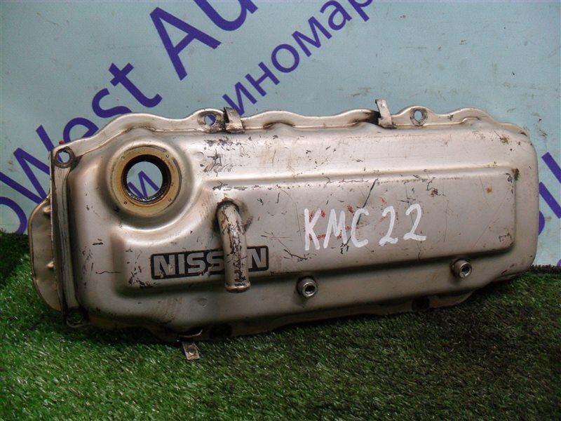 Клапанная крышка Nissan Vanette KMC22 CA20S 1986