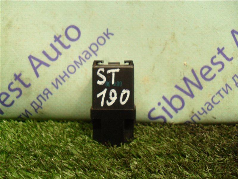 Реле поворота Toyota Corona ST190 4S-FE 1994