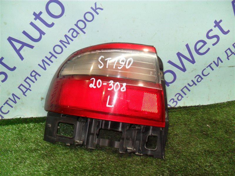 Стоп-сигнал Toyota Corona ST190 4S-FE 1994 задний левый