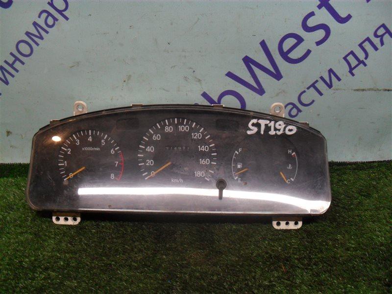 Панель приборов Toyota Corona ST190 4S-FE 1994