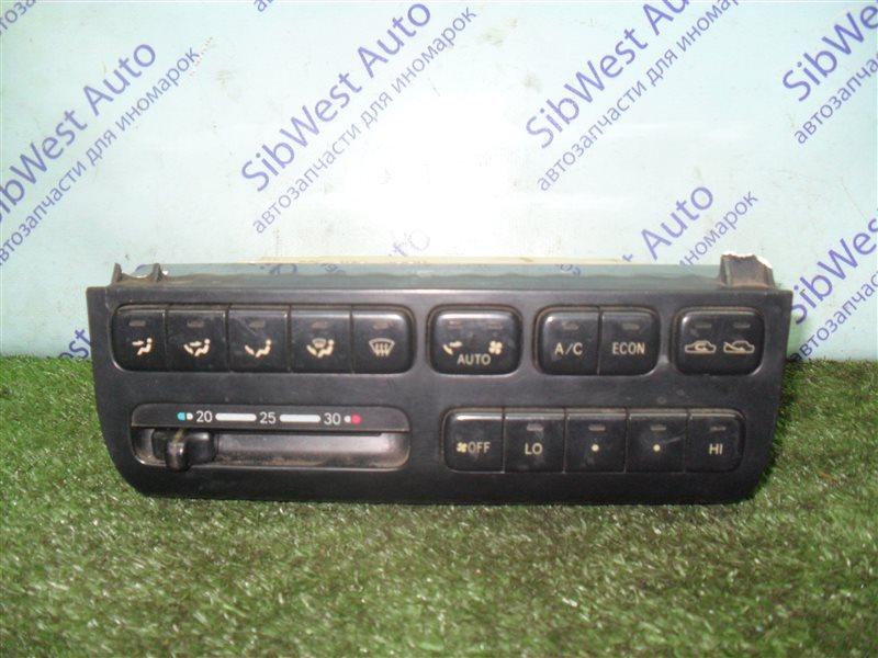 Блок управления климат-контролем Toyota Corona ST190 4S-FE 1994
