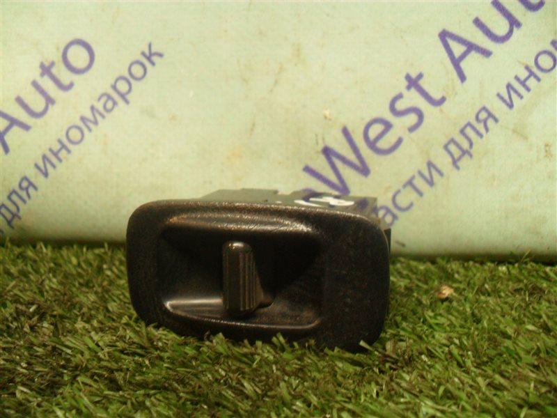 Кнопка стеклоподъемника Toyota Corona ST190 4S-FE 1994 задняя правая