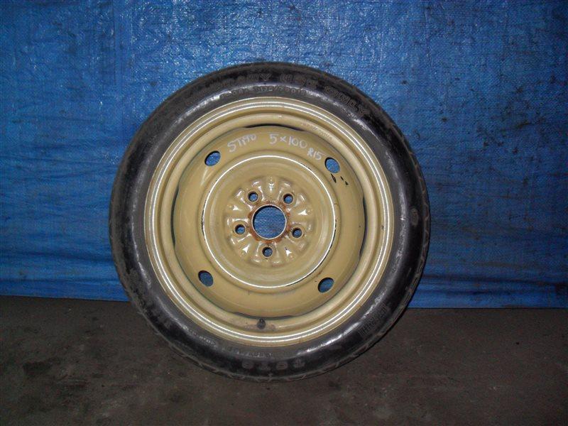 Запаска Toyota Corona ST190 4S-FE 1994