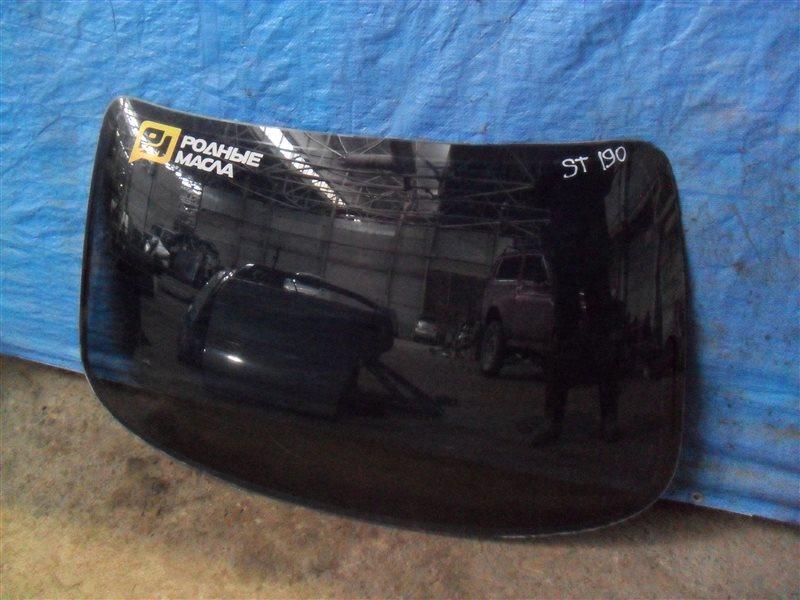 Заднее стекло Toyota Corona ST190 4S-FE 1994