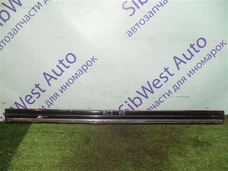 Молдинг на дверь Subaru Legacy BC2 EJ18S 1991 передний правый