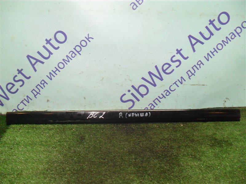 Молдинги на крыше Subaru Legacy BC2 EJ18S 1991 правые