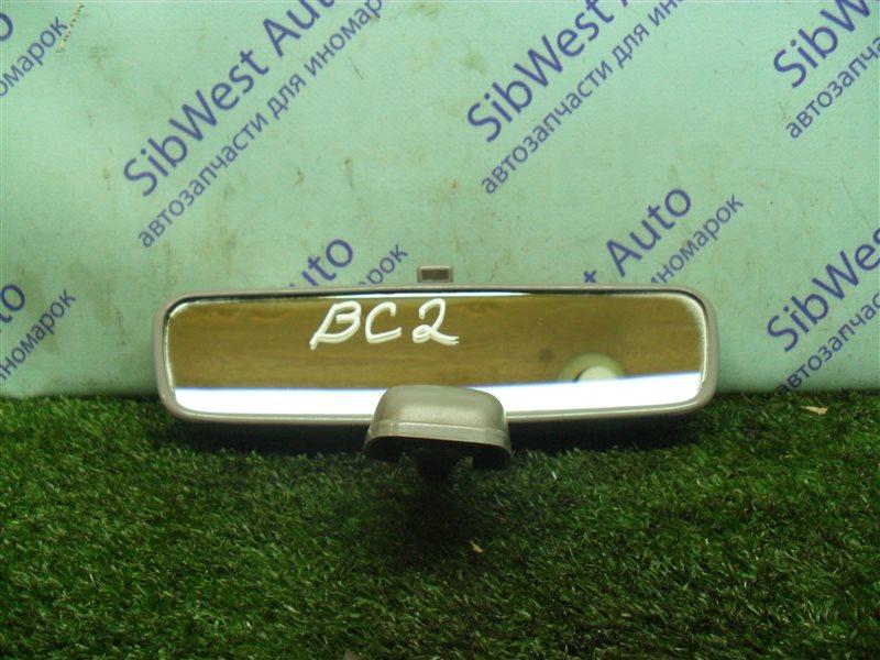 Зеркало заднего вида Subaru Legacy BC2 EJ18S 1991