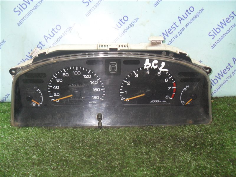 Панель приборов Subaru Legacy BC2 EJ18S 1991