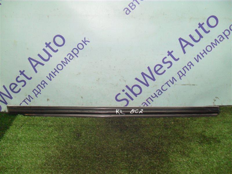 Молдинг на дверь Subaru Legacy BC2 EJ18S 1991 задний левый верхний