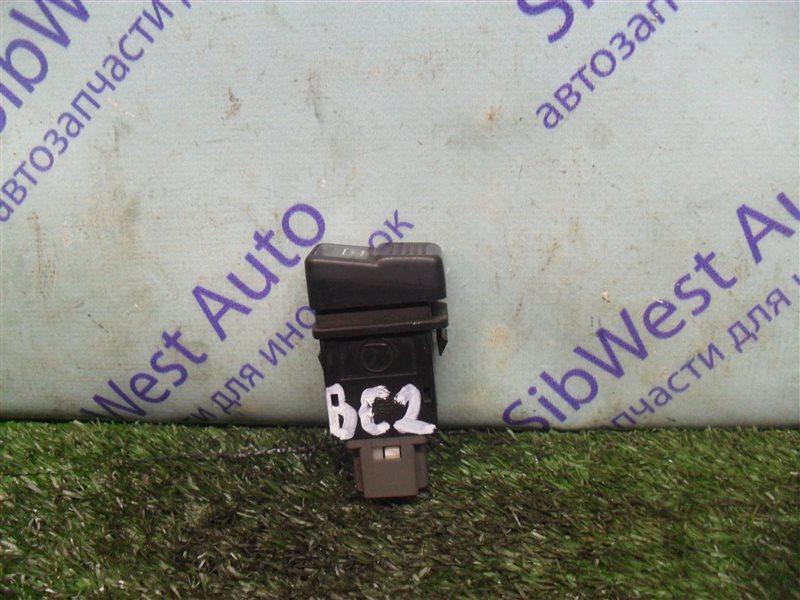 Кнопка обогрева заднего стекла Subaru Legacy BC2 EJ18S 1991