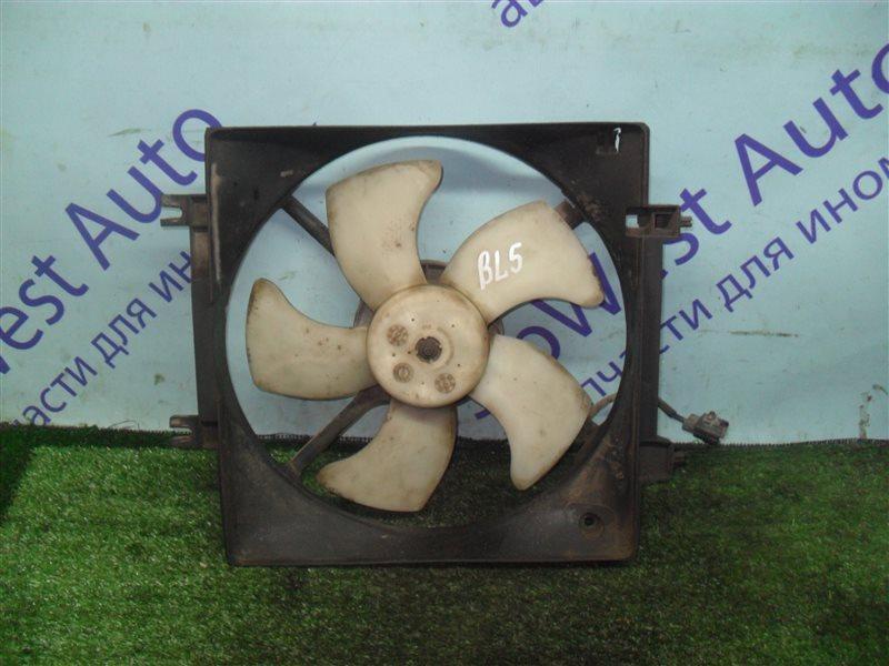 Вентилятор радиатора кондиционера Subaru Legacy BL5 EJ20 2005