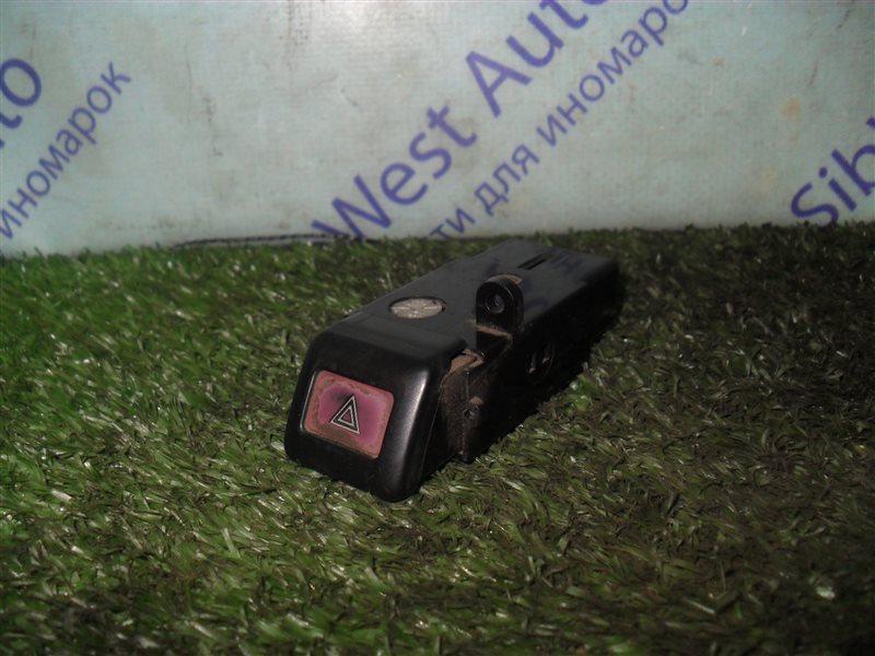 Кнопка аварийной сигнализации Toyota Mark Ii GX81 1G-FE 1989