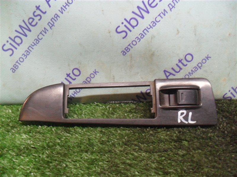 Кнопка стеклоподъемника Toyota Mark Ii GX81 1G-FE 1989 задняя левая