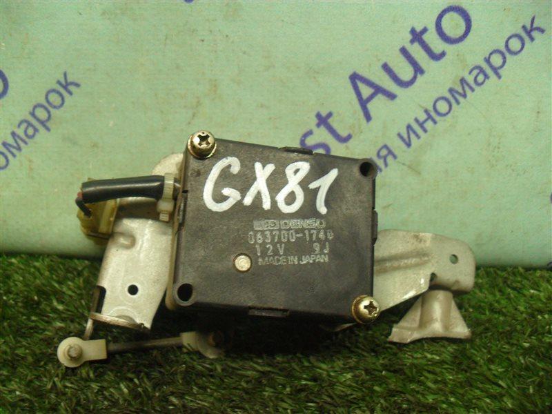 Сервопривод заслонок печки Toyota Mark Ii GX81 1G-FE 1989