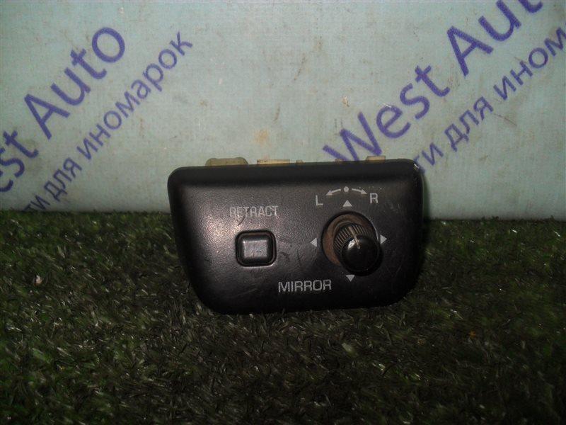 Блок управления зеркалами Toyota Mark Ii GX81 1G-FE 1989