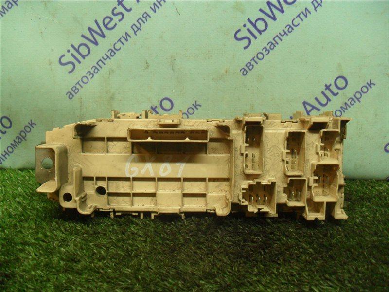 Блок предохранителей Toyota Mark Ii GX81 1G-FE 1989