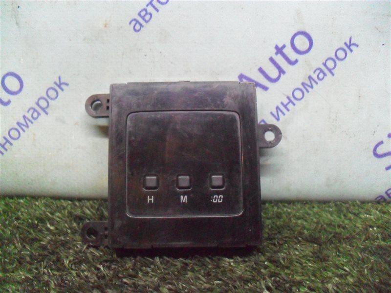 Часы Toyota Mark Ii GX81 1G-FE 1989