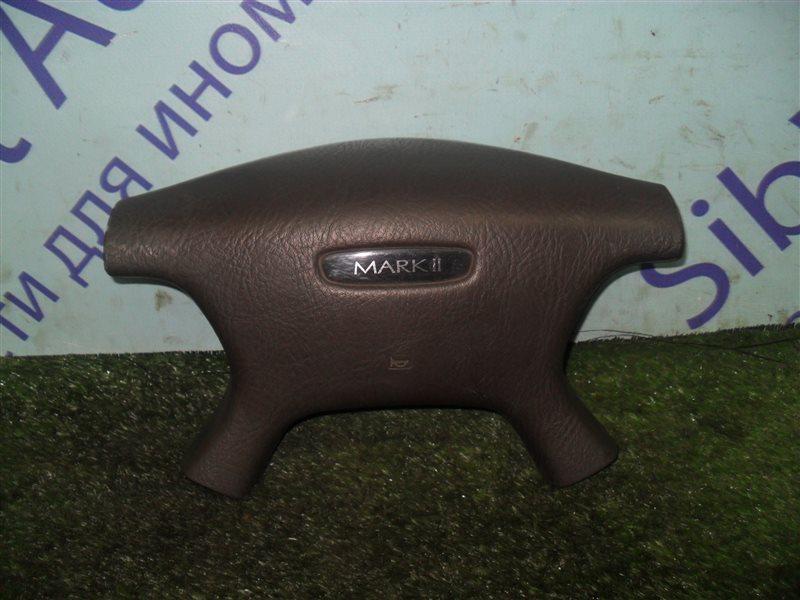Airbag на руль Toyota Mark Ii GX81 1G-FE 1989
