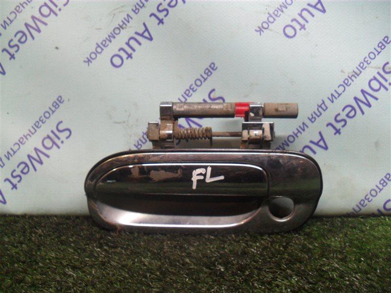 Ручка двери внешняя Nissan Sunny FB15 QG15DE 2001 передняя левая