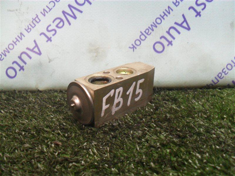 Клапан кондиционера Nissan Sunny FB15 QG15DE 2001