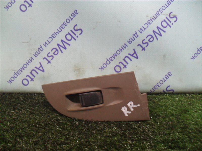 Кнопка стеклоподъемника Nissan Sunny FB15 QG15DE 2001 задняя правая