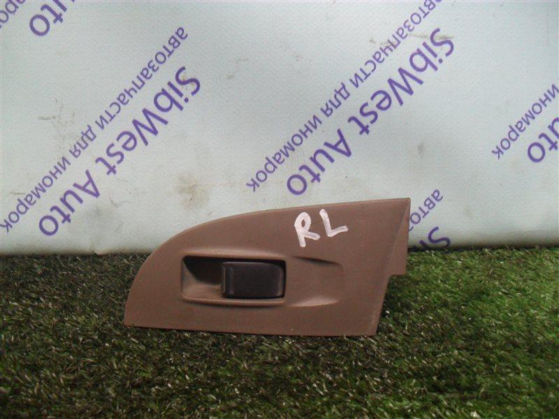 Кнопка стеклоподъемника Nissan Sunny FB15 QG15DE 2001 задняя левая