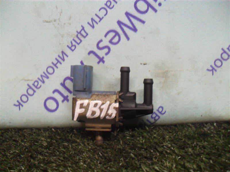 Электроклапан Nissan Sunny FB15 QG15DE 2001