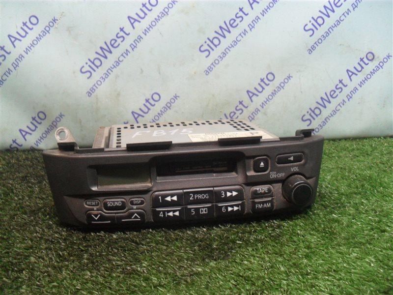 Магнитофон Nissan Sunny FB15 QG15DE 2001