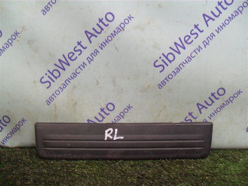 Порожек пластиковый Nissan Sunny FB15 QG15DE 2001 задний левый