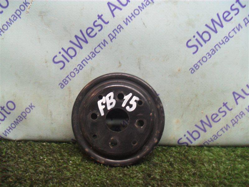 Шкив помпы Nissan Sunny FB15 QG15DE 2001