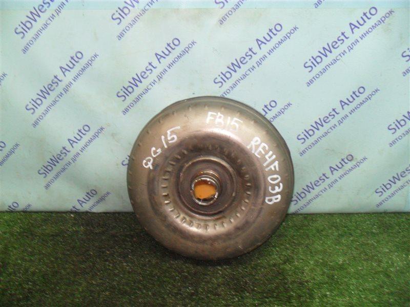 Гидромуфта акпп Nissan Sunny FB15 QG15DE 2001