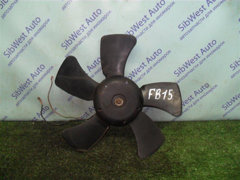 Вентилятор радиатора Nissan Sunny FB15 QG15DE 2001