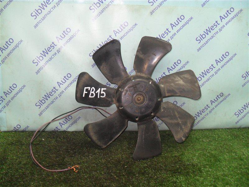 Вентилятор радиатора кондиционера Nissan Sunny FB15 QG15DE 2001
