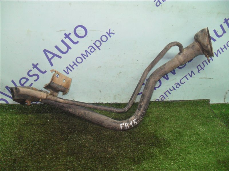 Горловина топливного бака Nissan Sunny FB15 QG15DE 2001