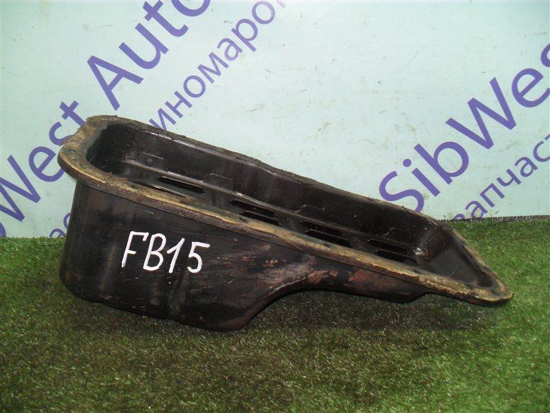 Поддон Nissan Sunny FB15 QG15DE 2001