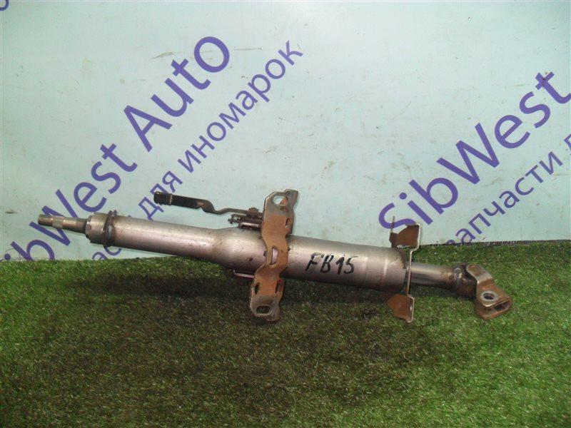 Рулевая колонка Nissan Sunny FB15 QG15DE 2001