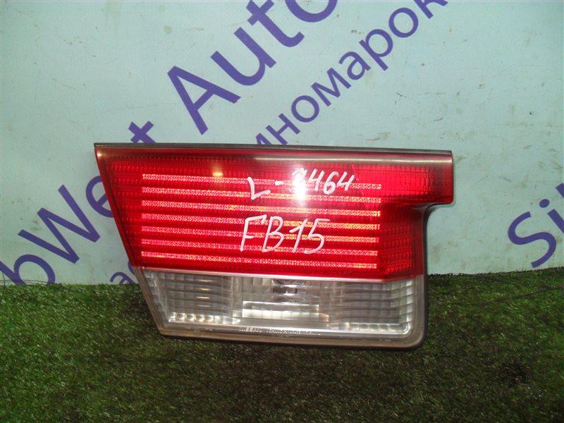 Вставка между стопов Nissan Sunny FB15 QG15DE 2001 задняя левая