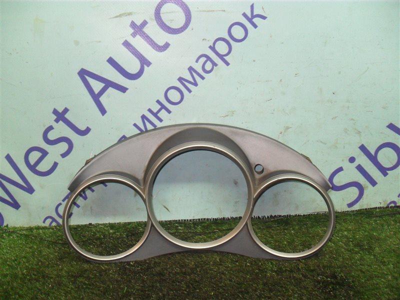 Консоль под щиток приборов Honda Fit GD1 L13A 2001