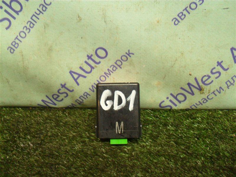 Электронный блок Honda Fit GD1 L13A 2001