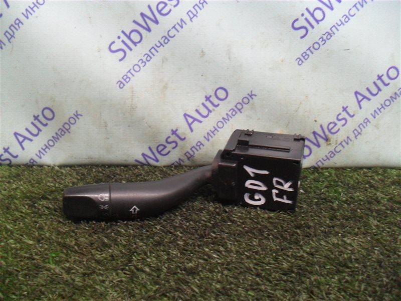 Блок подрулевых переключателей Honda Fit GD1 L13A 2001 правый