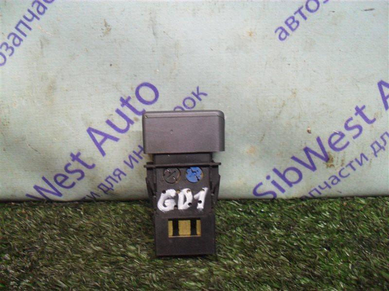 Кнопка обогрева заднего стекла Honda Fit GD1 L13A 2001