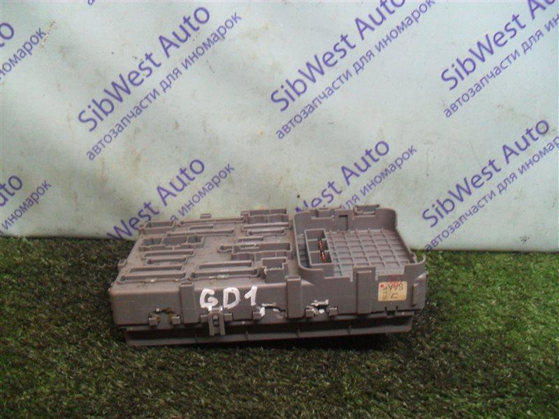 Блок предохранителей Honda Fit GD1 L13A 2001