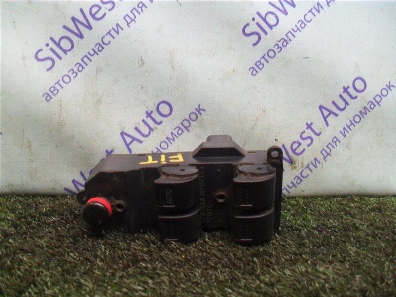 Блок упр. стеклоподьемниками Honda Fit GD1 L13A 2001
