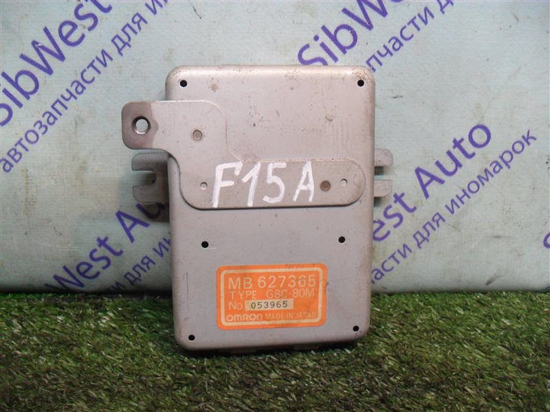 Блок управления акпп Mitsubishi Diamante F15A 6G73 1992