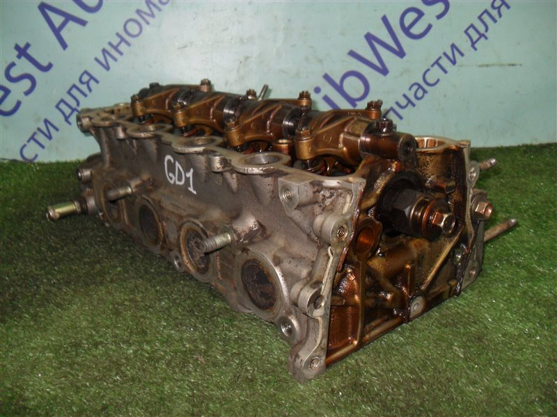 Головка блока цилиндров Honda Fit GD1 L13A 2001