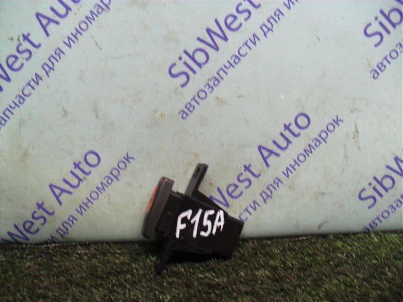 Кнопка аварийной сигнализации Mitsubishi Diamante F15A 6G73 1992
