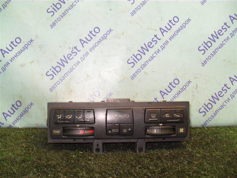Блок управления климат-контролем Mitsubishi Diamante F15A 6G73 1992