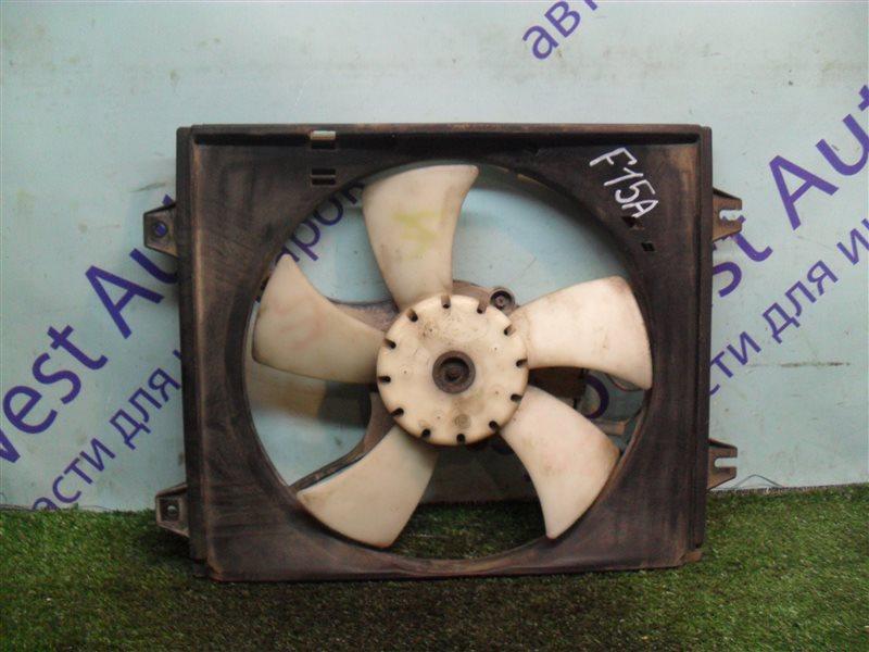 Вентилятор радиатора кондиционера Mitsubishi Diamante F15A 6G73 1992