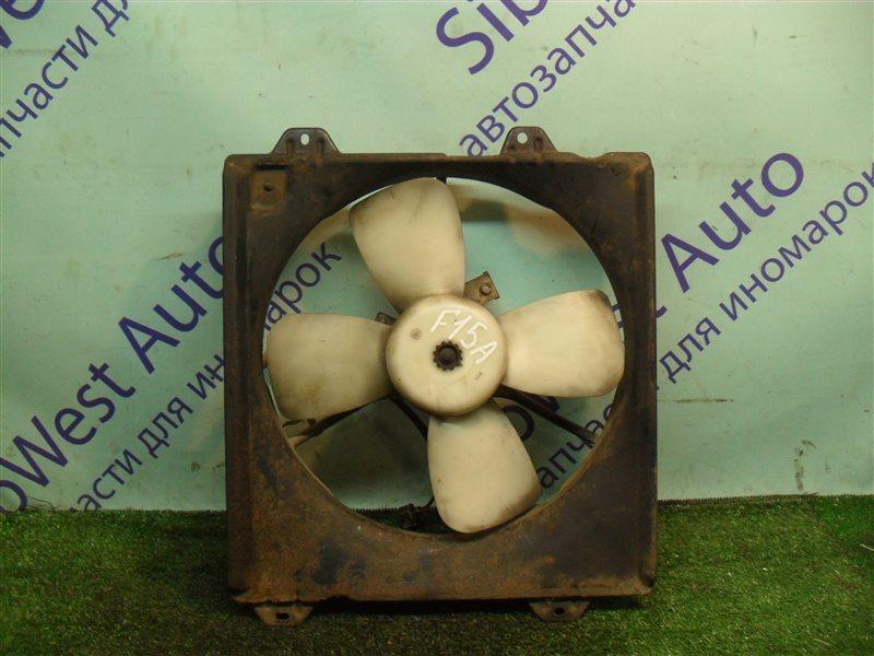Вентилятор радиатора Mitsubishi Diamante F15A 6G73 1992